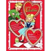 Vintage Valentines by Golden Books