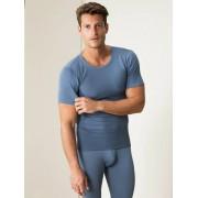 Walbusch Thermo-Shirt 2er-Pack Blau 6