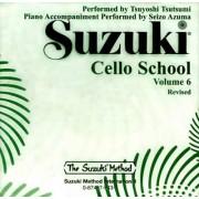 Suzuki Cello School, Volume 6 by Tsuyoshi Tsutsumi