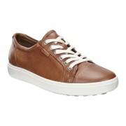 Pantofi casual dama ECCO Soft 7 (Maro / Mahogany)