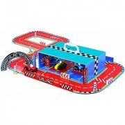 Vilac Toy Set in Suitcase Race Track