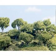 Hardwood Trees Large Metal Tree Kit 5 1/2 - 6 1/2 Woodland Scenics