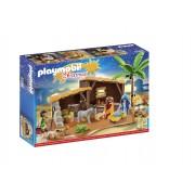 PLAYMOBIL® Grote kerststal 5588 Christmas