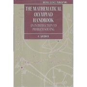 The Mathematical Olympiad Handbook by Department of Mathematics A Gardiner