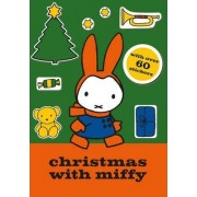 Christmas with Miffy: Sticker Activity Book by Simon & Schuster Uk