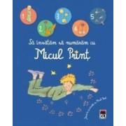 Sa invatam sa numaram cu Micul Print. Joaca-te si invata cu Micul Print - Cu ilustratii de Antoine