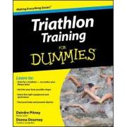 Triathlon Training For Dummies by Deirdre Pitney