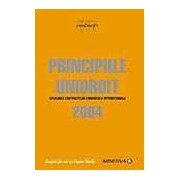 Principiile UNIDROIT 2004 (aplicabile contractelor comerciale internationale)