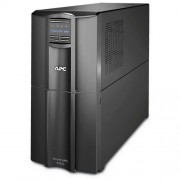 APC SMT3000I SMART-UPS 3000VA LCD 230V. APC SMART-UPS, 2700WATTS/3000VA, INGRESSO 230V/USCITA 230V, INTERFACE PORT DB-9 RS-232, USB, SMARTSLOT