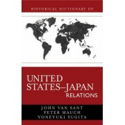 Historical Dictionary of United States-Japan Relations by John E. Van Sant
