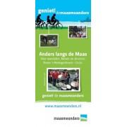 Wandelgids - Fietsgids Anders langs de Maas   Maasmeanders
