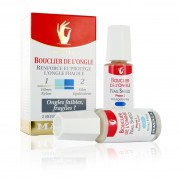 Mavala bouclier de l'ongle rinforza e protegge l'unghia fragile 2 x10 ml