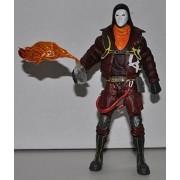 Anarky - Batman Arkham Origins Series 2 - Mattel Action Figure (6 Inch Style) - JLA JLU Doll Toy - Loose Out of...