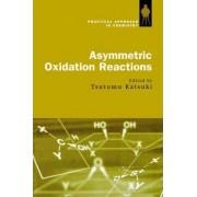 Asymmetric Oxidation Reactions by Tsutomu Katsuki