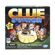 Hasbro Clue Junior Board Game The Case of the Missing Cake by Hasbro