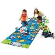 Learning Resources Hop Crocodile A Floor Mat Game by Learning Resources TOY