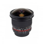 Obiectiv Samyang 8mm f/3.5 AE CSII pentru Nikon