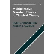 Multiplicative Number Theory I by Hugh L. Montgomery