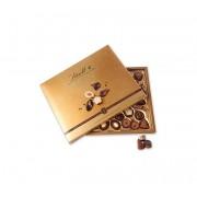 Шоколадови бонбони Lindt Swiss Luxury selection 445гр