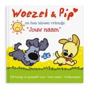 Boek met naam - Woezel en Pip (Softcover)