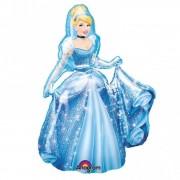 Balon folie figurina airwalker Cenusareasa Disney - 121cm, Amscan 23474