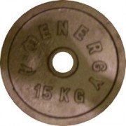 Discuri gantere 15 kg. diametru: Ø50 mm.
