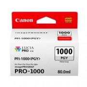 Canon PFI-1000 Photo Grey Ink Cartridge