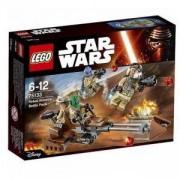 Конструктор ЛЕГО СТАР УОРС - Боен комплект на съюза на бунтовниците, LEGO Star Wars, 75133