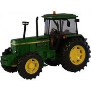Britains - Tractor John Deere 3040, color verde, amarillo y negro (TOMY 43020)