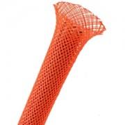Sleeving Techflex Flexo PET Sleeve 9mm, neon red, lungime 1m
