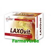 Laxovit 40 cps Laxativ Natural FarmaClass