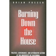 Burning Down the House by Brian Pusser