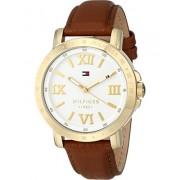 Tommy Hilfiger Women's 1781438 Analog Display Quartz Brown Watch