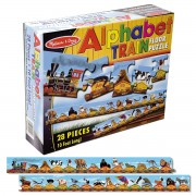 Melissa & Doug Alphabet Train Floor Puzzle - 424