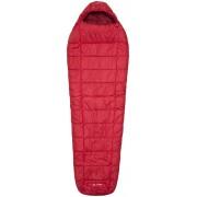 VAUDE Sioux 800 XL Syn Sleeping Bag dark indian red Schlafsäcke