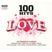 Artisti Diversi - 100 Hits Love (0654378700521) (5 CD)