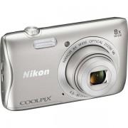 Digitalni foto-aparat silver Collpix S3700 Nikon