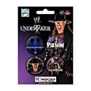 Pyramid-Set of 4 41000 WWE The Undertaker -)