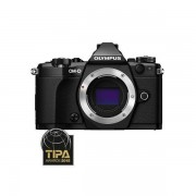 Aparat foto Mirrorless Olympus OM-D E-M5 Mark II 16 Mpx Black Body