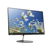 Lenovo DT Monitors ThinkVision X24 23.8-inch Ultra-slim FHD AH-IPS LED Backlit LCD Monitor
