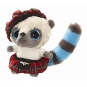 """Aurora - Yoohoo and Friends - Peluche écossais """"Scottish Around the World"""" - 12 cm"""
