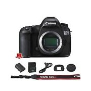 Canon EOS 5DS or 5DSR Digital SLR Camera Body Only - MPN: 0581C002 / 0582C002