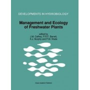 Management and Ecology of Freshwater Plants: Proceedings of the 9th International Symposium on Aquatic Weeds, European Weed Research Society by Joseph Caffrey
