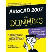 AutoCAD 2007 For Dummies by David Byrnes