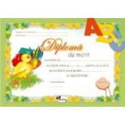 Diploma ABECEDAR