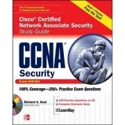 CCNA Cisco Certified Network Associate Security Study Guide: Exam 640-553 by Richard Deal
