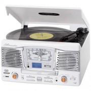 Trevi Gramofon retro Trevi TT 1065E - Biały