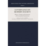 Governance in Modern Society by Oscar van Heffen