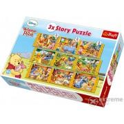 "Puzzle Trefl ""Winnie the Pooh"" 3x Story"
