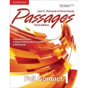 Passages Level 1 Full Contact: Level 1 by Jack C. Richards